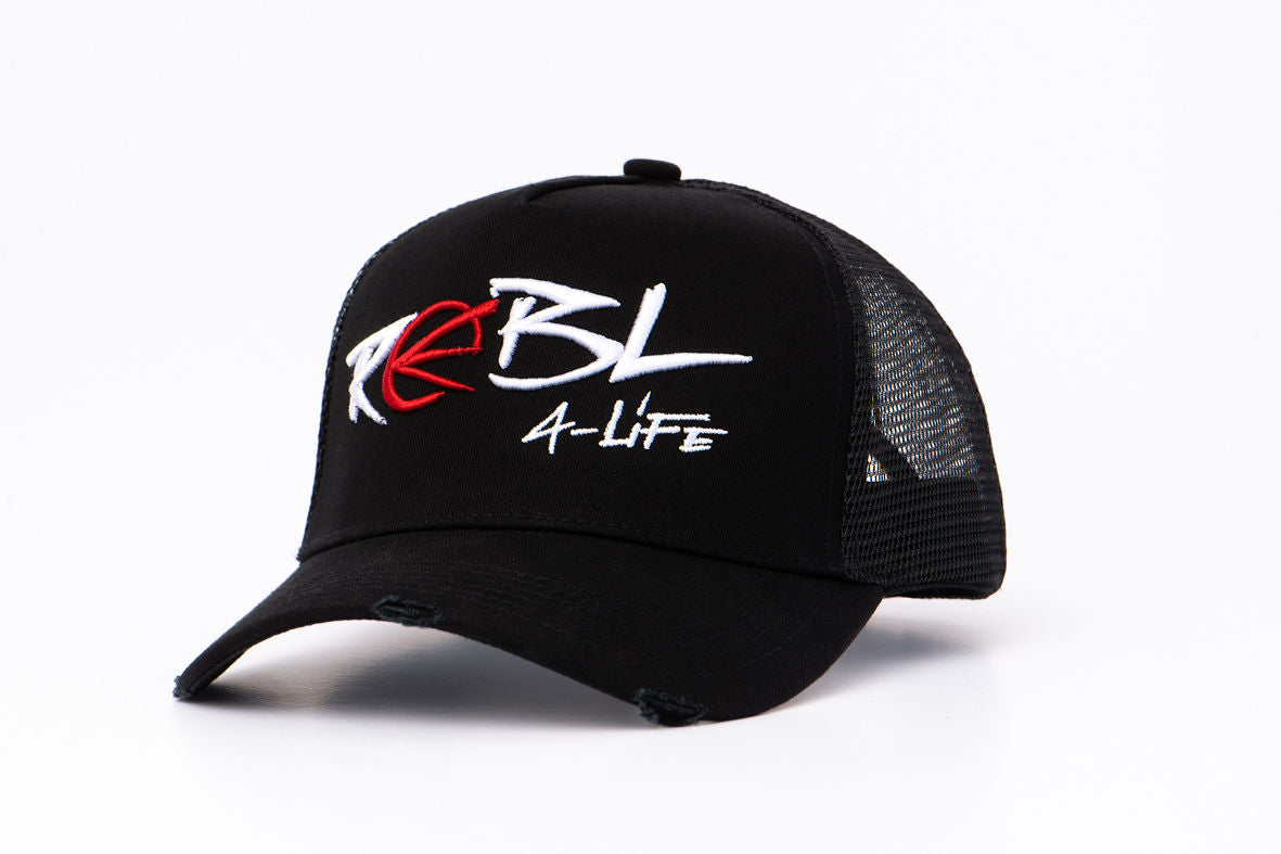 NEW REBL TRUCKER CAP