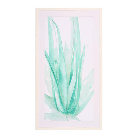 Watercolored Cactus 1