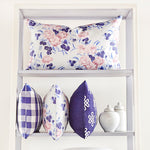 New! Mayfair Pillow in Thistle