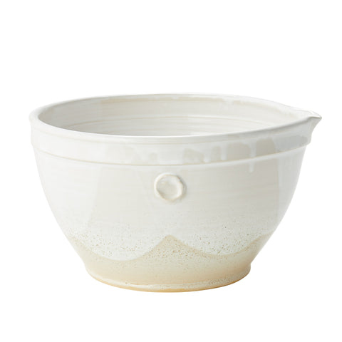 French Artisan Large Mixing Bowl