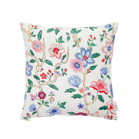 Mandarin Lily Pillow