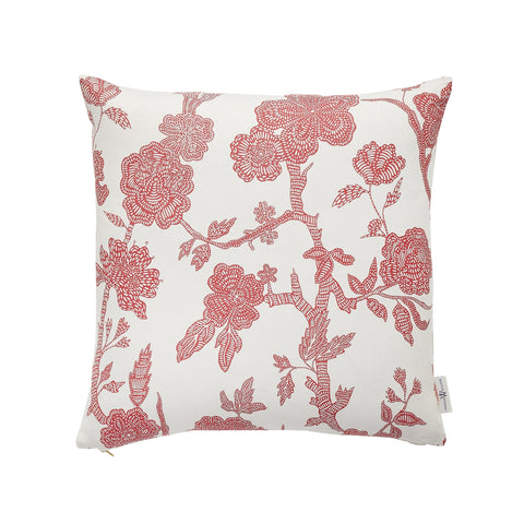 Pearl Street in Poppy Pillow