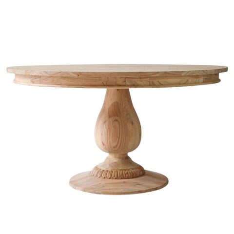Belclaire Pedestal Table