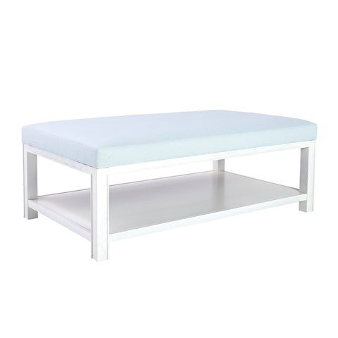 Bailey Upholstered Coffee Table