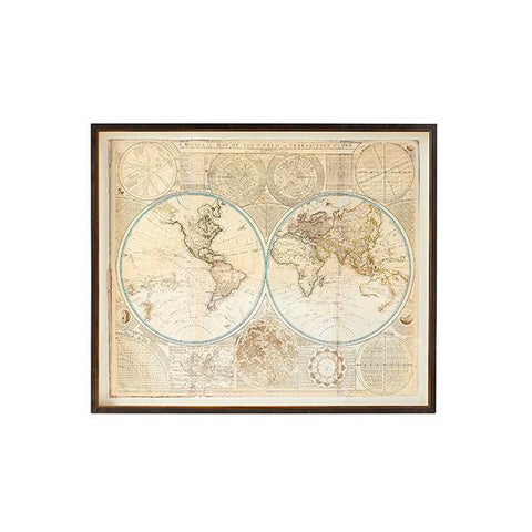 CAIT KIDS: Vintage Map