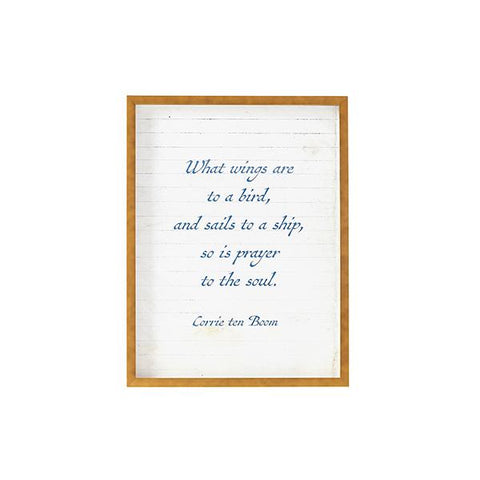 CAIT KIDS: Prayer to the Soul Print