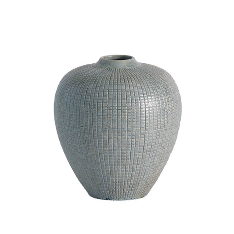 New! Sage Textured Pot