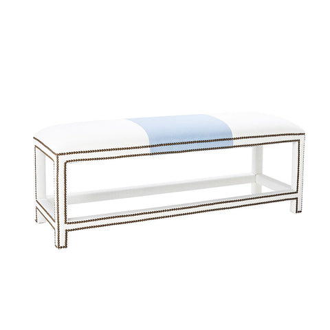 Anna Broad Stripe Bench