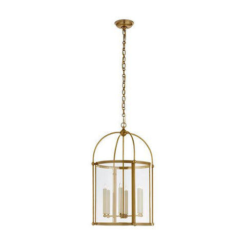 New! Plantation Medium Round Lantern