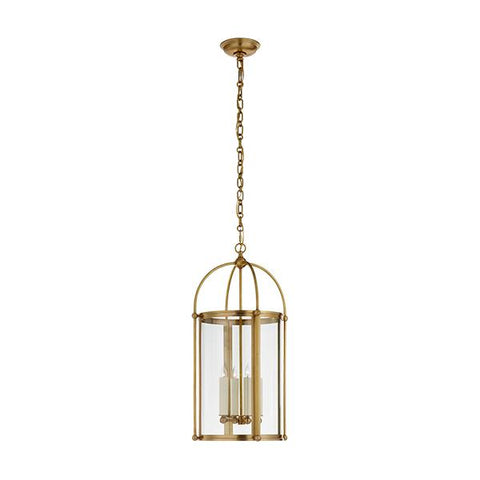 New! Plantation Small Round Lantern