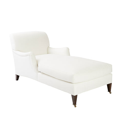 Arden Legged Chaise