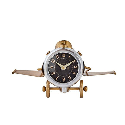 CAIT KIDS: Aviation Table Clock