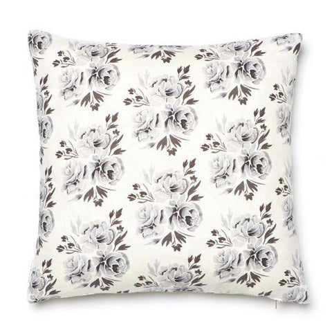 Antique Peony Pillow