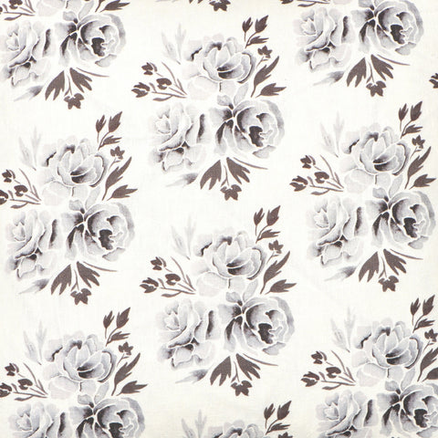 Antique Peony Fabric