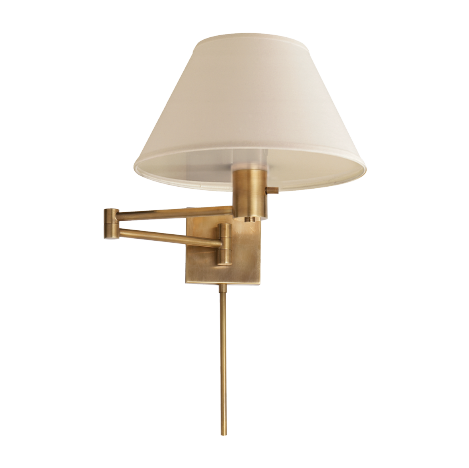 Classic Swing Arm Sconce