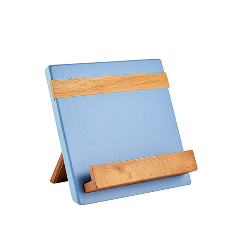 Cookbook Holder in Denim