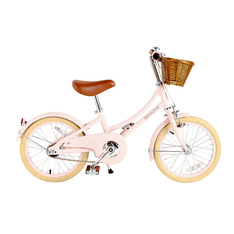 Classic Pink Bicycle