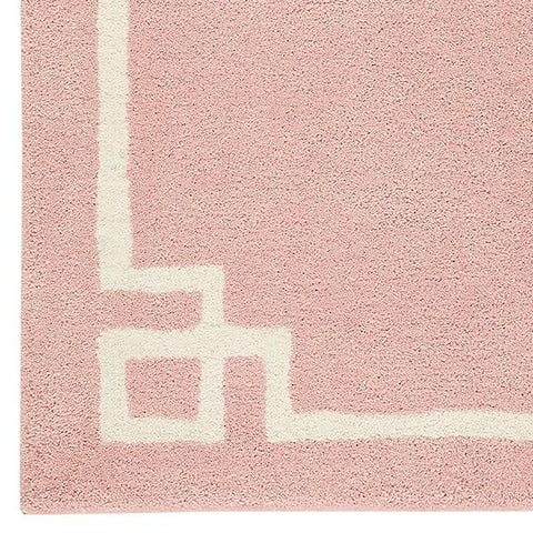 Deco in Blush Rug Sample