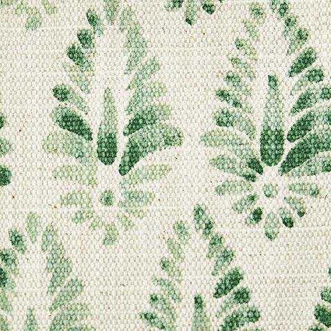 Botanical Blockprint Fabric Swatch