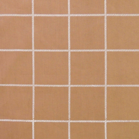 Butterscotch Windowpane Swatch