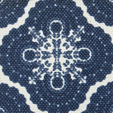 Carolina Indigo Fabric Swatch