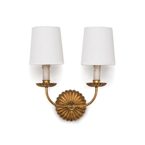 CAIT KIDS: Darcy Double Sconce