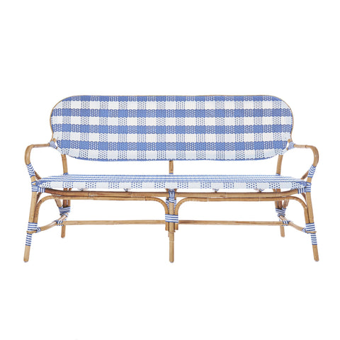 Madeleine Bench In French Blue