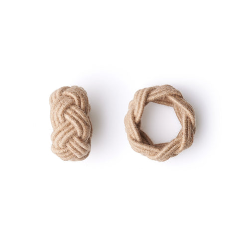 Jute Rope Napkin Rings
