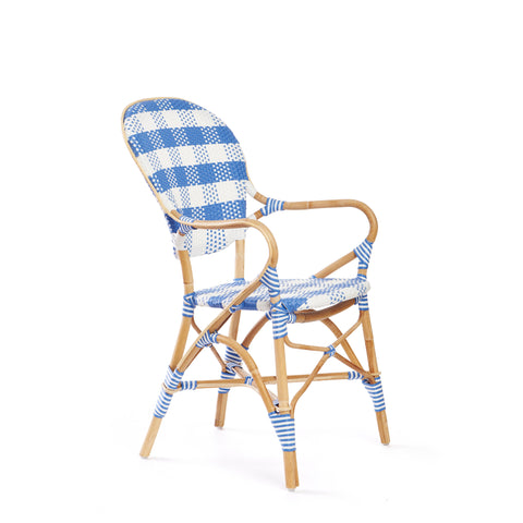 Madeleine Armchair in French Blue