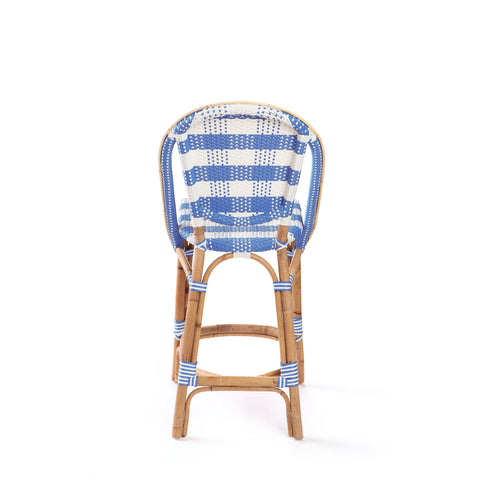 Paloma Counter Stool in French Blue