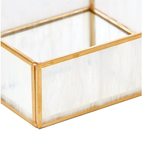 Small Square Iridescent Tray