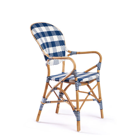 Madeleine Armchair in Navy