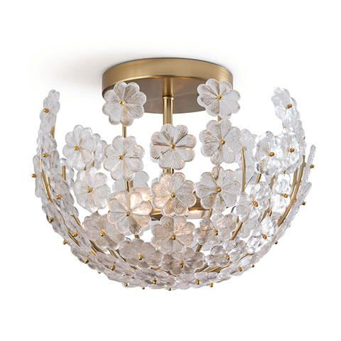 Lucie Semi Flush Mount