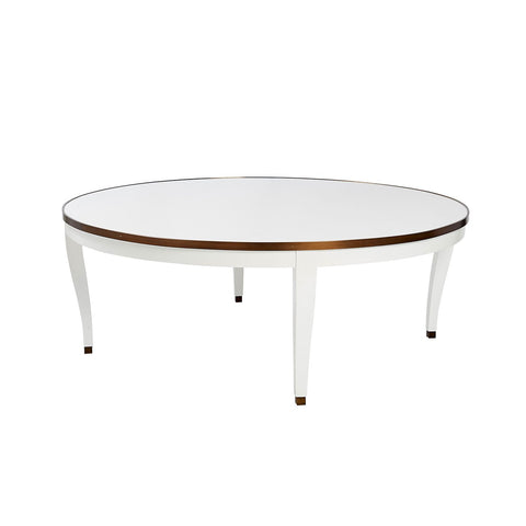 Ashcroft Round Cocktail Table