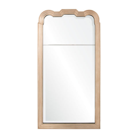 Estelle Mirror in Silver