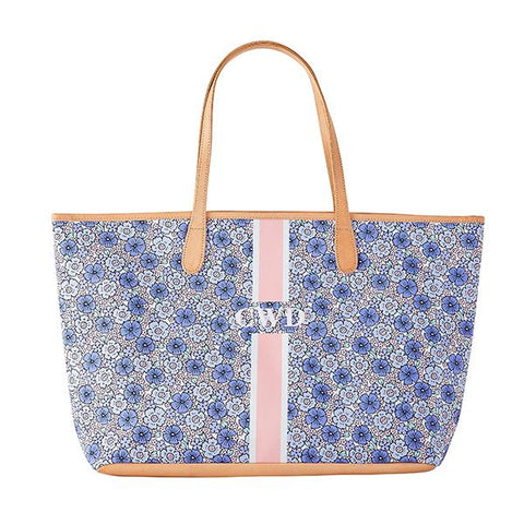 CAIT KIDS: St. Anne Diaper Bag in Sweet Darling