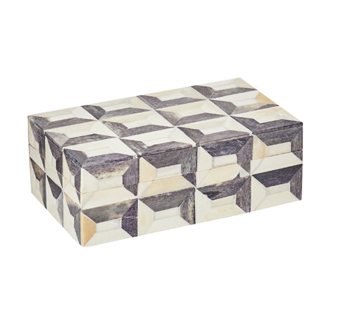 Decorative Geometric Box