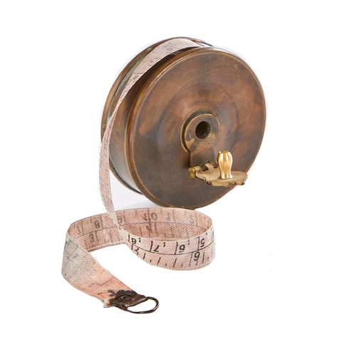 Decorative Vintage Tape Measure