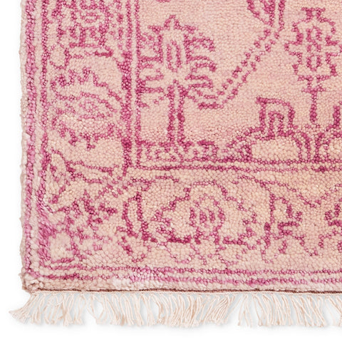 Desi in Blush Rug Sample