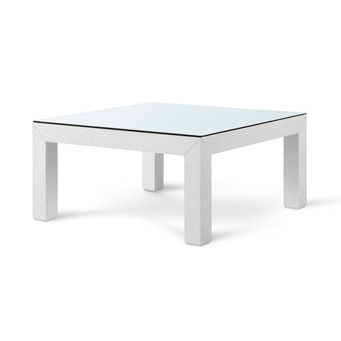 Enzo Grasscloth Coffee Table