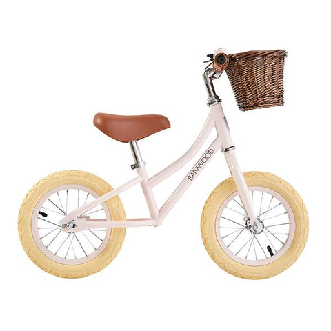 CAIT KIDS: First Go Pink Bicycle