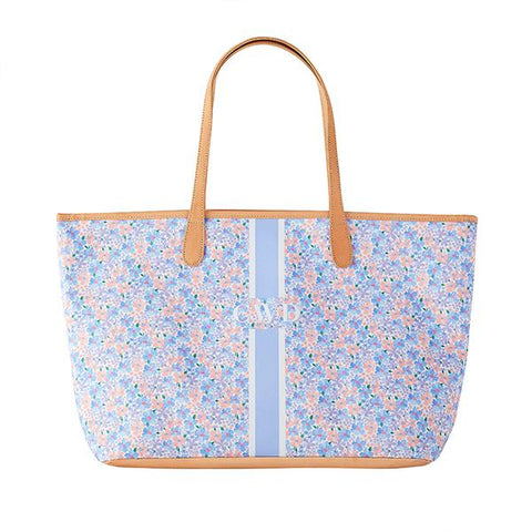CAIT KIDS: St. Anne Diaper Bag in Posy Petal