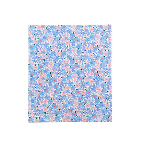 Posy Petal Crib Sheet
