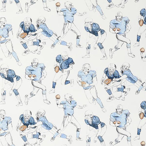 CAIT KIDS: Game Day Wallpaper Swatch