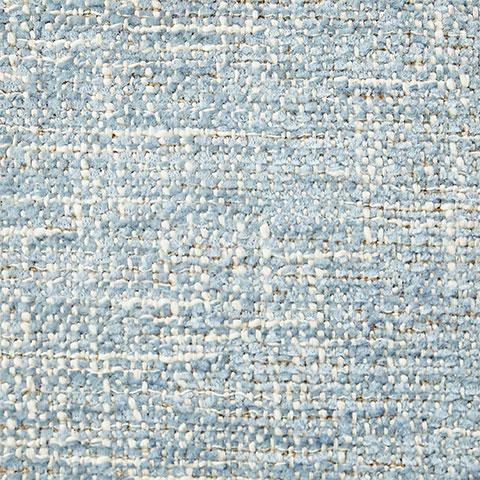 French Blue Tweed Fabric Swatch