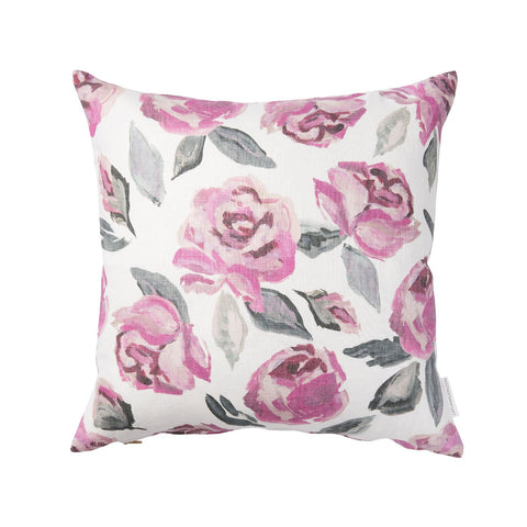Garden Rose Pillow