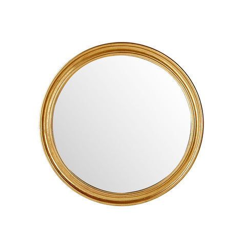 Nora Mirror in Gold