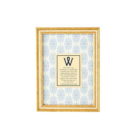 Gold & Cream Frame Medium