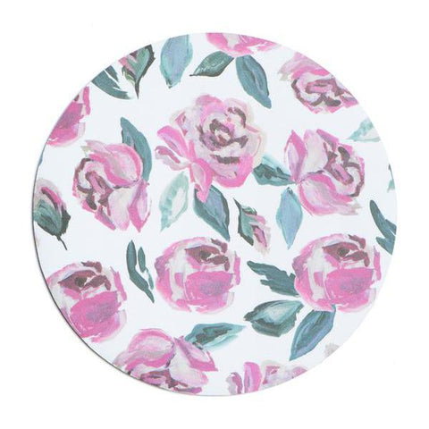 Garden Rose Mousepad