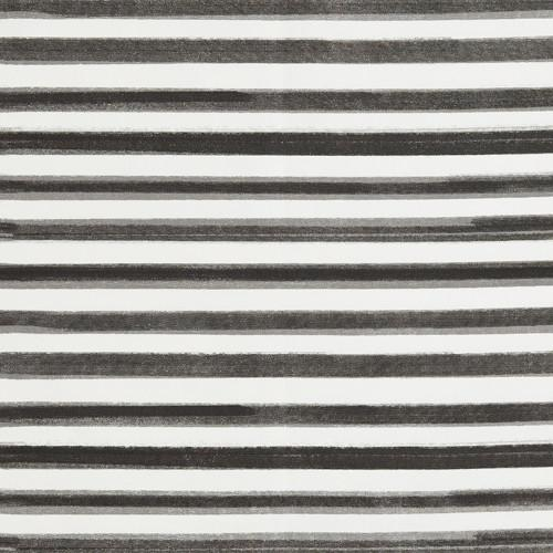 Black Hawthorne Stripe Swatch